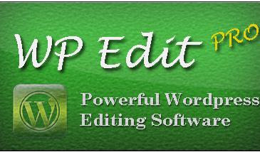 WP Edit Pro